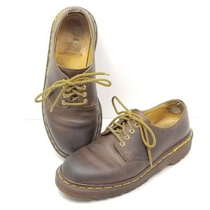 Dr. Martens Brown Leather Oxford Womens Size 7